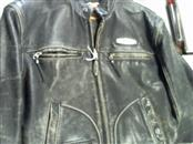 "HARLEY DAVIDSON ""One of a kind"" LEATHER JACKET"